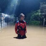 Banjir Kembali Terjang Tempurejo Jember, Dua Desa Terendam Lagi