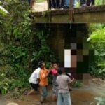 Sakit Tak Kunjung Sembuh, Warga Tulungagung Gantung Diri di Bawah Jembatan
