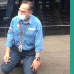 Dirut PDAM Tiba-tiba Sujud di Depan Karyawan