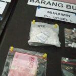 Edarkan Double L, Warga Kediri Ditangkap di Blitar