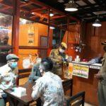 Hari ke-5 PPKM di Kota Malang, 25 Tempat Usaha Kena Sanksi