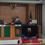 Didakwa Gelapkan Surat Tanah, Mantan Caleg di Blitar Diseret ke Meja Hijau