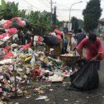 Sopir Mogok, Tumpukan Sampah Menggunung Tak Terangkut di Sejumlah TPS Jember