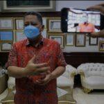 Plt Wali Kota Surabaya Whisnu Sakti Buana Pertanyakan Alasan PPKM Surabaya Raya
