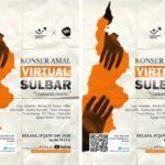 AMSI-Parekraf Peduli Gelar Konser Amal Bencana Alam di Sulawesi Barat