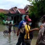 Dua Pekan Kebanjiran, Warga Dusun Beluk Amuk Bupati Jombang