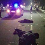 Mabuk, Tiga Pemuda Tabrak Ambulance RS Mardi Waluyo Blitar