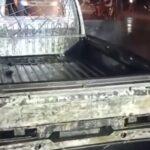 Mobil Pikap Bermuatan BBM Terbakar di Banyuwangi