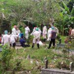 Keterbatasan Anggaran, Pemakaman Pasien Covid-19 di Tulungagung Bisa Dilakukan Keluarga
