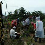Kisah Pilu Pemakaman Covid-19 di Tulungagung, Dari Pungli hingga Gunakan Jas Hujan