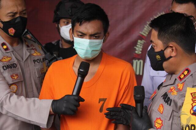 Pengakuan Pemuda di Mojokerto yang Mengahabisi Nyawa Pekerja Kafe