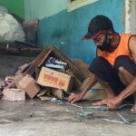 Pemulung di Jember Santuni 20 Janda, Terinspirasi Artis Baim Wong