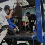 Kejaksaan Negeri Tanjung Perak Surabaya Musnahkan 8 Kg Sabu