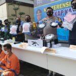 Petugas Gagalkan Penyelundupan Sabu dari Malaysia Via Bandara Juanda