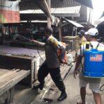 Pedagang Meningal Positif Corona, Pasar Ngentak Blitar Ditutup