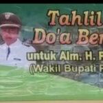 Viral, Banner Foto Almarhum Wabup Pamekasan Diganti Foto Camat