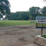 Khawatir Rumput Rusak Diinjak Warga, Alun-alun Kota Probolinggo Ditutup Setahun