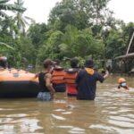 Banjir Lamongan, BPBD Jatim: Air Sudah Mulai Surut
