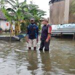 Banjir Lamongan, Komisi B DPRD: Harus Segera Bersihkan Enceng Gondok