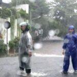 Hujan Deras Picu Banjir di 2 Titik Ruas Jalan Kota Malang