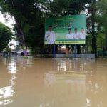Banjir Rendam 12 Desa dan Kelurahan di Pamekasan
