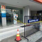 IMB Tak Sesuai Peruntukan, Kantor Kas BNI di Mojokerto Disegel