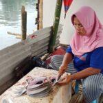 Jasa Cabut Duri Ikan Bandeng di Sidoarjo Sepi Peminat