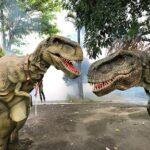 Di Pacet Mojokerto Ini Anda Seakan Lihat Dinosaurus di Hutan Aslinya