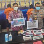 Ditpolairud Polda Jatim Ringkus Dua Pelaku Jual-Beli Benih Lobster Tanpa Dokumen
