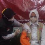 Disuntik Vaksin Covid-19 Perdana, Bupati Jember: Tidak Sakit, Biasa Saja