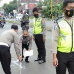 Hendak Menyeberang, Kakek 80 Tahun Tewas Tertabrak Pajero di Jombang