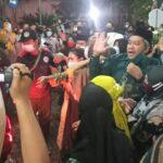 Tangis Keluarga Sambut Kedatangan Jenazah Mantan Personel Trio Macan di Sidoarjo