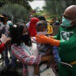 'New Man', Ikon Baru Kota Surabaya untuk Sosialisasi Prokes Covid-19