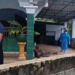 Pria Tak Dikenal Ditemukan Meninggal di Emperan Masjid di Blitar