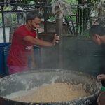 Pengrajin Tempe di Wonocolo Surabaya Anggap Kenaikan Harga Kedelai Tak Wajar