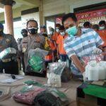 Polisi Banyuwangi Tangkap 19 Tersangka Kasus Narkoba Selama 2 Pekan