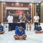 Sepekan, Polisi Amankan 6 Pengedar Narkoba di Blitar