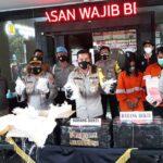 Ringkus 2 Pengedar di Malang, Polisi Amankan 2,5 Juta Butir Pil Koplo