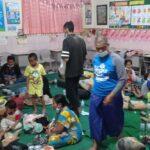 Banjir Jember Hanyutkan 1 Rumah,1.106  Jiwa Terdampak