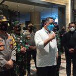 Forkopimda Jatim Sidak PPKM Hari Pertama di Surabaya, Hasilnya Nihil Pelanggaran
