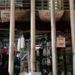 Diduga Korsleting Listrik, Empat Stand Pasar Ikan Hias Gunung Sari Surabaya Terbakar