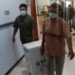 Vaksin Covid-19 Termin Kedua Tiba, Target Tuntaskan 5 Ribu Nakes di Jombang
