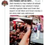 Viral Video 'Meet and Greet Bintang Tiktok' Langgar Prokes di Madiun, Polisi Bergerak
