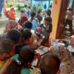 Bantuan Logistik untuk Korban Banjir di Jember Terus Mengalir