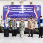 Bupati Jombang Hadiri Pelantikan Pengurus PMII