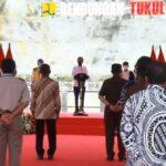 Resmikan Bendungan Tukul di Pacitan, Jokowi Beber Manfaatnya bagi Masyarakat