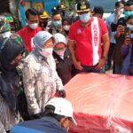 Sambangi Korban Banjir di Jombang Mensos Risma Marah-Marah, Begini Kronologinya
