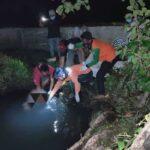 Mayat Wanita Telanjang Ditemukan Mengapung di Sumber Tutup Dlanggu Mojokerto