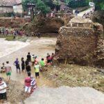 Ada Tiga Titik Rawan Bencana di Sungai Slumbung Bareng, Jombang