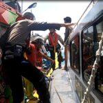 Cerita Korban Selamat Kapal Tenggelam di Perairan Giliraja Sumenep